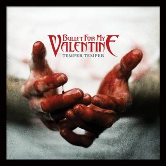 Encadré affiche Bullet For My Valentine - (&&string0&&) - PYRAMID POSTERS, PYRAMID POSTERS, Bullet For my Valentine