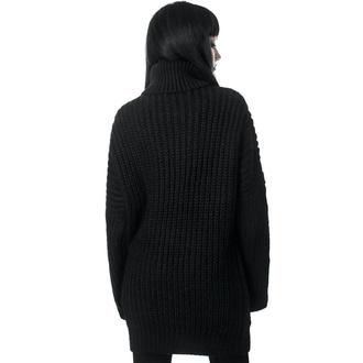 Pull KILLSTAR pour femmes- Aeon Knit - NOIR, KILLSTAR