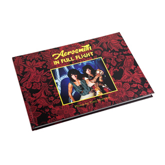 Livre Collector (set) AEROSMITH - IN FULL FLIGHT, NNM, Aerosmith
