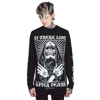 T-shirt manches longues pour hommes KILLSTAR - Afterlife - NOIR, KILLSTAR