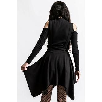 Jupe pour femmes KILLSTAR - Aggie - Noir, KILLSTAR