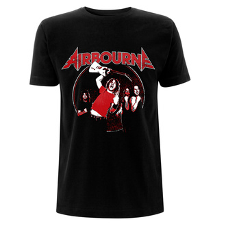 tee-shirt métal pour hommes Airbourne - Fist Pumping - NNM, NNM, Airbourne