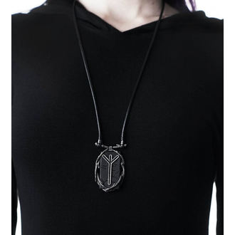 Collier KILLSTAR - Algiz Rune - ARGENT, KILLSTAR