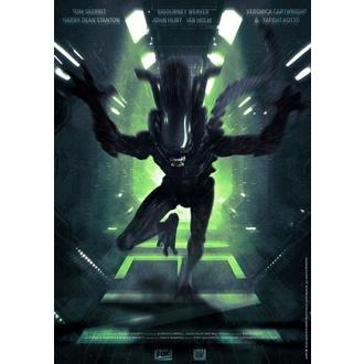 Peinture imprimée Alien - Attack, NNM, Alien - Le 8ème passager