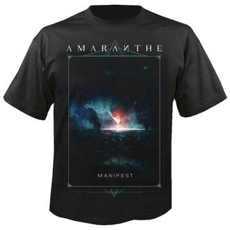 T-shirt pour hommes AMARANTHE - Manifest - NUCLEAR BLAST, NUCLEAR BLAST, Amaranthe