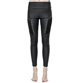 Pantalon pour femmes (leggings) KILLSTAR - Amulet - NOIR, KILLSTAR