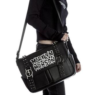 sac à main (sac) KILLSTAR - MARILYN MANSON - Anthem - Noir, KILLSTAR, Marilyn Manson