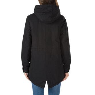 Veste d'hiver femmes VANS - ADDISON II PARKA - Black, VANS