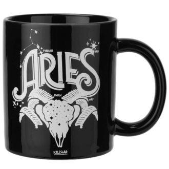 Mug  KILLSTAR - Aries - NOIR, KILLSTAR