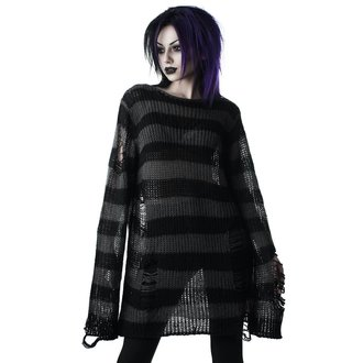 Chandail KILLSTAR - Ash Distress - NOIR, KILLSTAR