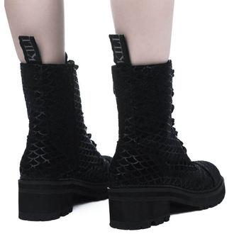 chaussures à semelles compensées pour femmes - Atlantis Combat - KILLSTAR