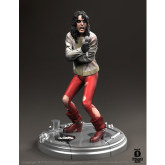 Figurine (Décoration) Alice Cooper, KNUCKLEBONZ, Alice Cooper