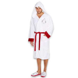 Peignoir de bain Assassin's Creed - White Logo, NNM