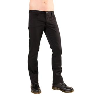 pantalon BLACK PISTOL - Hipster Denim Noire - B-1-04-001-00
