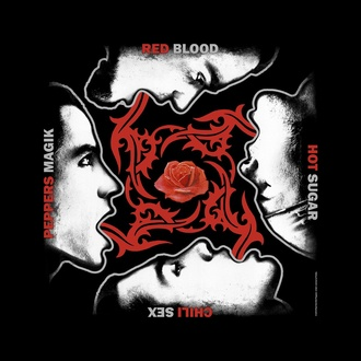 Foulard/ bandana Red Hot Chili Peppers - Blood Sugar Sex Magik - RAZAMATAZ, RAZAMATAZ, Red Hot Chili Peppers