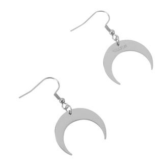 Des boucles d'oreilles KILLSTAR - Baby Luna - ARGENT, KILLSTAR