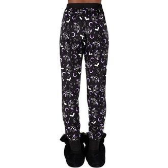 Pantalons pour femmes (pyjama) KILLSTAR - Batty, KILLSTAR