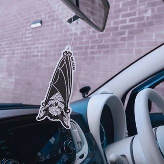 Désodorisant voiture KILLSTAR - Bat - NOIR, KILLSTAR