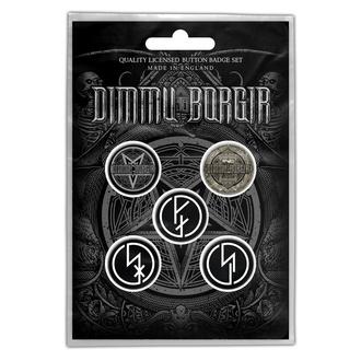 Badges Dimmu Borgir - Eonian - RAZAMATAZ, RAZAMATAZ, Dimmu Borgir