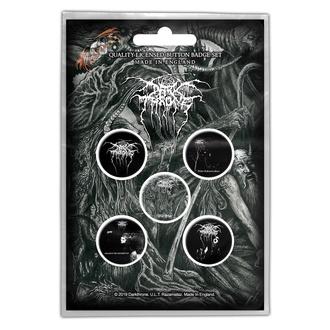 Badges Darkthrone - Old Star - RAZAMATAZ, RAZAMATAZ, Darkthrone
