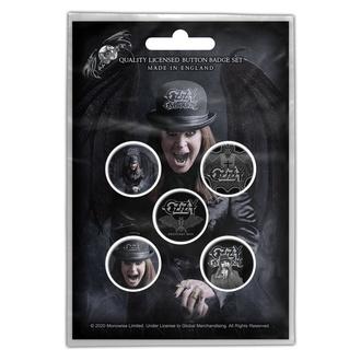 Badges Ozzy Osbourne - Ordinary Man - RAZAMATAZ, RAZAMATAZ, Ozzy Osbourne