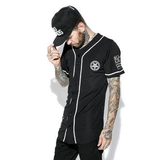 T-shirt (unisexe) BLACK CRAFT - Team Satan Baseball Jersey, BLACK CRAFT