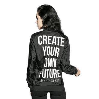 veste printemps / automne unisexe - Create Your Own Future - BLACK CRAFT, BLACK CRAFT