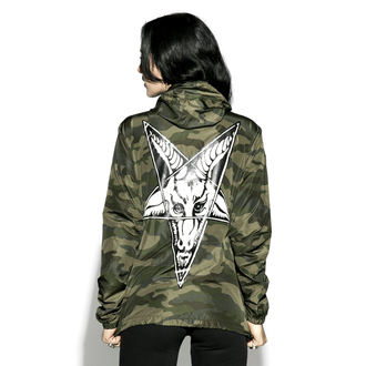 veste printemps / automne unisexe - Baphomet - BLACK CRAFT, BLACK CRAFT