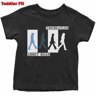 T-shirt pour enfants Beatles - Abbey Road Coulours Crossing - ROCK OFF, ROCK OFF, Beatles