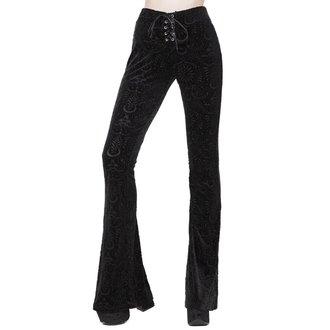Pantalon femmes KILLSTAR - Bellatrix - NOIR, KILLSTAR