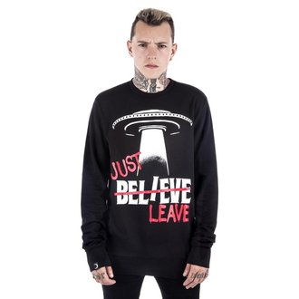 sweat-shirt sans capuche pour hommes - Be-Leave - KILLSTAR, KILLSTAR