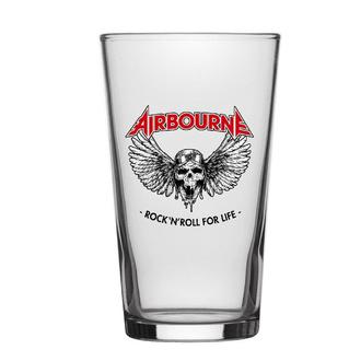 Verre Airbourne - Rock 'N' Roll For Lif - RAZAMATAZ, RAZAMATAZ, Airbourne