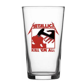 Verre Metallica - Kill Em All - RAZAMATAZ, RAZAMATAZ, Metallica