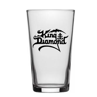 Verre King Diamond - Logo - RAZAMATAZ, RAZAMATAZ, King Diamond