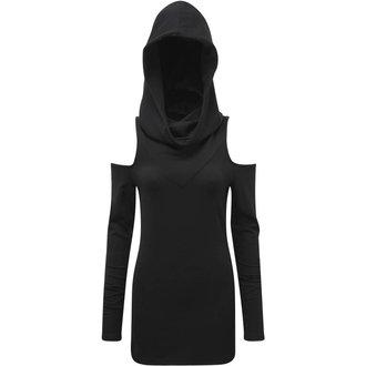 t-shirt pour femmes - BIBLIOMANCY- BLACK - KILLSTAR