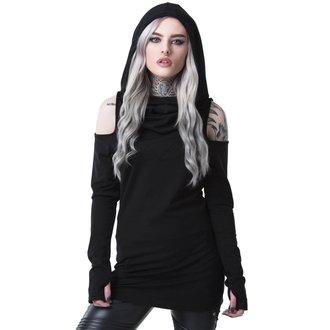 t-shirt pour femmes - BIBLIOMANCY- BLACK - KILLSTAR, KILLSTAR