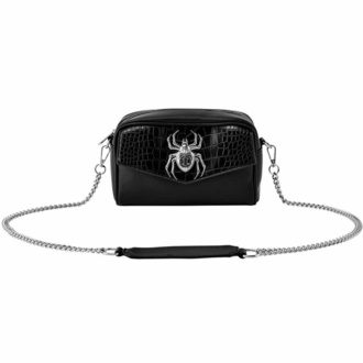 sac à main (sac) KILLSTAR - Black Widow Cross Body - Noir, KILLSTAR