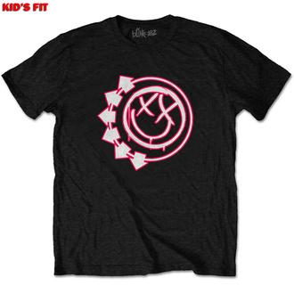 T-shirt pour enfants Blink 182 - Smiley à six flèches - ROCK OFF, ROCK OFF, Blink 182