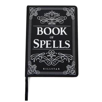 Bloc-notes KILLSTAR - Book of Spells -l Black, KILLSTAR