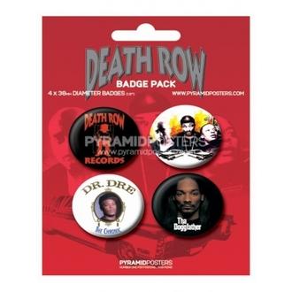 épinglettes Death Row Records - BP80085 - de pyramides Affiches
