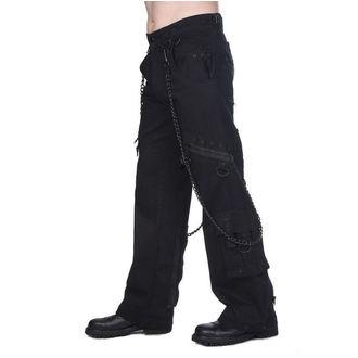Pantalon hommes Black Pistolet - Black, BLACK PISTOL