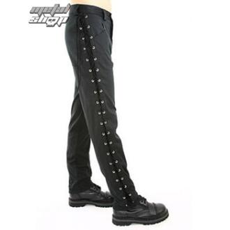 Pantalon Black Pistol pour hommes - Loop Jeans Denim Black, BLACK PISTOL