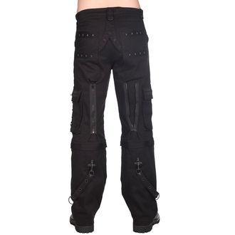 Pantalon hommes Black Pistol - Pyramide - Noir, BLACK PISTOL