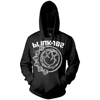 Sweat à capuche pour homme Blink 182 - Stamp- Noir, NNM, Blink 182