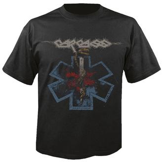 T-shirt pour hommes CARCASS - Rod of asclepius - NUCLEAR BLAST, NUCLEAR BLAST, Carcass