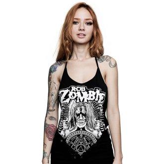 Débardeur pour femmes KILLSTAR - Rob Zombie - Channel X Rocker - NOIR, KILLSTAR, Rob Zombie