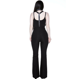 Pantalon pour femmes KILLSTAR - Corporate Misfit - Noir, KILLSTAR