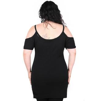 T-shirt pour femmes (Haut) KILLSTAR - Coven Distress - Noir, KILLSTAR