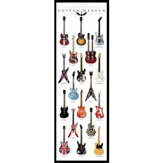 affiche Guitar Heaven - PYRAMID POSTERS, PYRAMID POSTERS