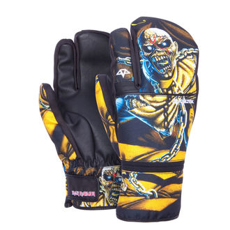 Gants Iron Maiden - Piece of Mind - CELTEK, CELTEK, Iron Maiden